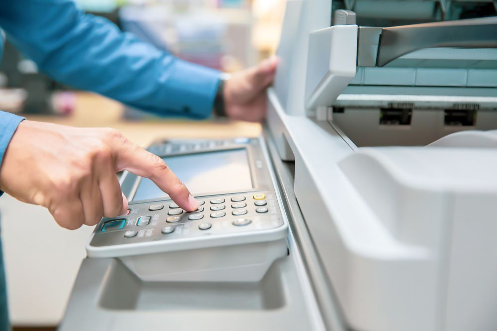 The Big Business Benefits of Multifunction Printers